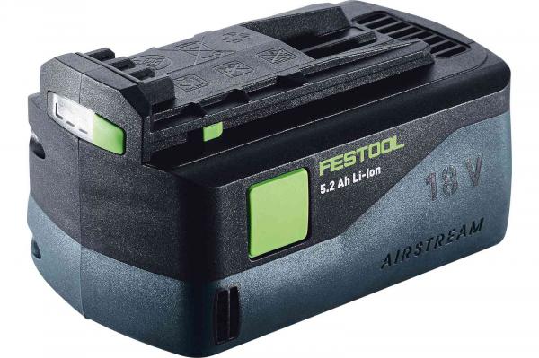 Festool Acumulator BP 18 Li 5,2 AS 0