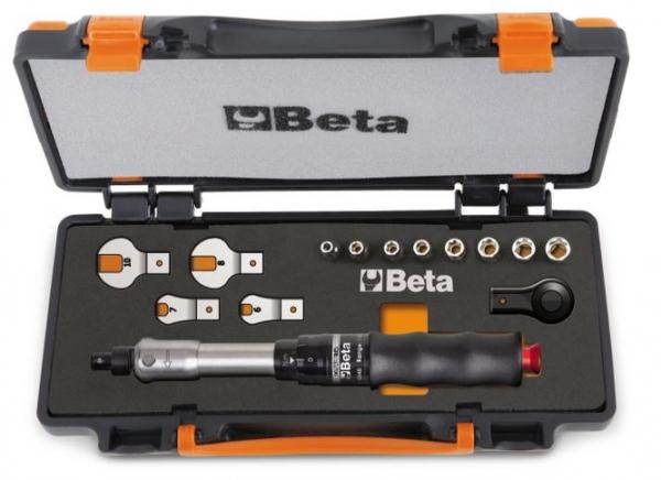 Bara dinamometrica cu accesorii 2-10 Nm 671B/C10 [1]