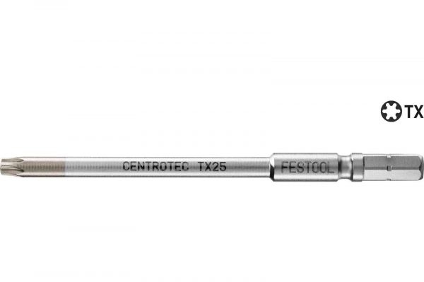 Festool Bit TX TX 25-100 CE/2 1