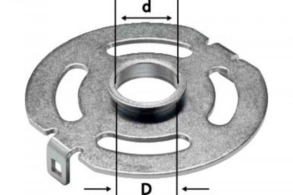 Festool Inel de copiere KR-D 24,0/OF 1400 0