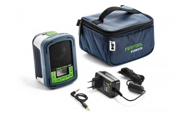 Festool Aparat radio digital BR 10 DAB+ SYSROCK 3