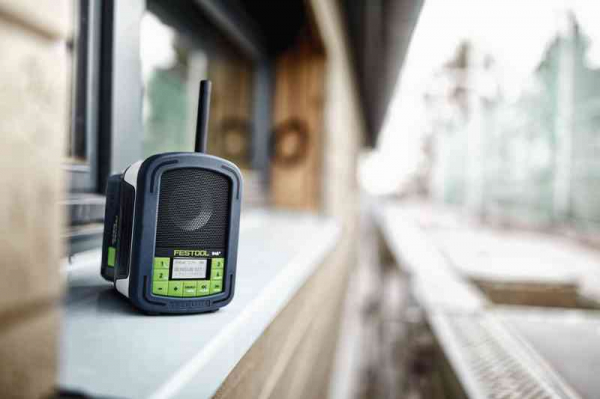 Festool Aparat radio digital BR 10 DAB+ SYSROCK 1