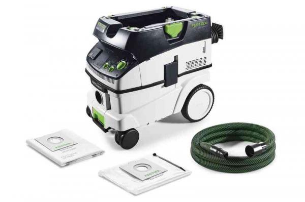 Festool Aspirator mobil CTL 26 E AC CLEANTEC