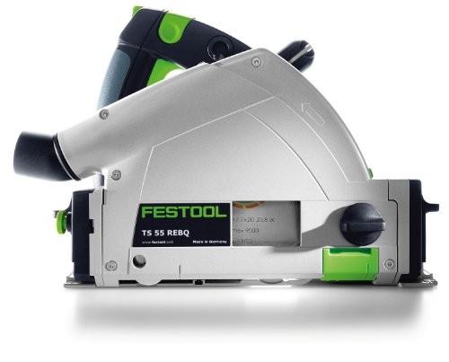 Festool Ferastrau circular TS 55 REBQ-Plus 0