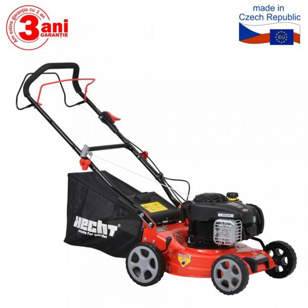 Hecht 541 BSW Masina de tuns iarba, motor benzina, autopropulsata, 2.3 CP, latime de lucru 41 cm 0