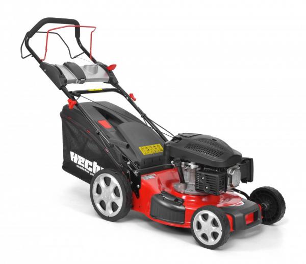 HECHT 547 SXW 5 in 1 Masina de tuns iarba, motor benzina, autopropulsata, 4.5 CP, latime de lucru 46 cm 1