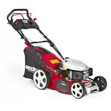 Hecht 5484 SXE Masina de tuns iarba benzina cu starter electric 5 in 1, 135 cmc, 5 CP 1
