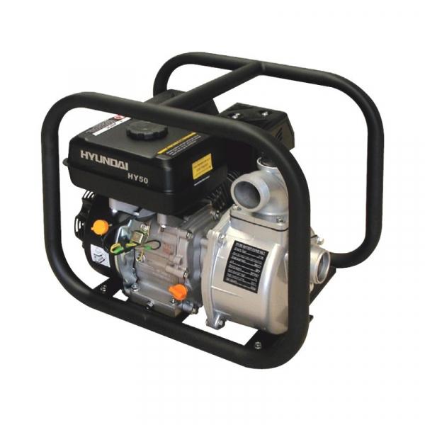 HYUNDAI HY50 Motopompa pentru apa curata 2