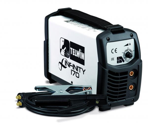 INFINITY 170 - Invertor sudura TELWIN 0