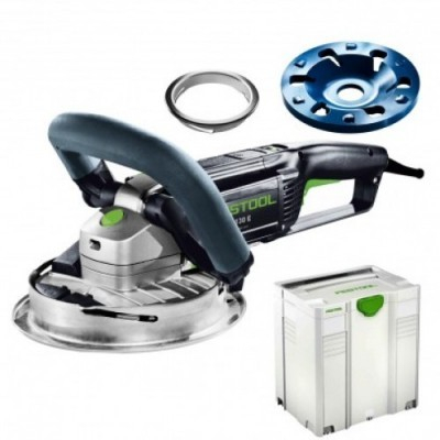 Festool Polizor cu discuri diamantate RG 130 E-Set DIA TH RENOFIX 0