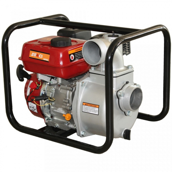 Motopompă apă semi-curată 7.5 CP Senci SCWP80