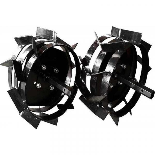 Set roti metalice mici 350 mm Media Line
