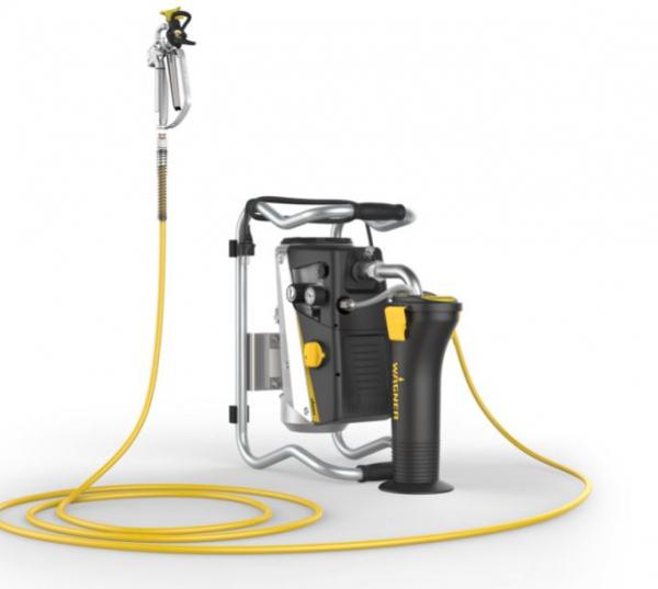 Pompa Airless WAGNER SuperFinish 23 Plus Emulsion Spraypack skid 0