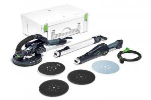 Festool Slefuitor cu brat telescopic LHS 225 EQ-Plus/IP PLANEX1
