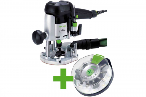 Festool Masina de frezat OF 1010 EBQ-Plus + Box-OF-S 8/10x HW2