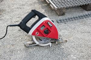 Ferastrau circular pentru taiat metal Flex CSM 40604