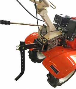 Motosapa O-MAC 7CP NEW 750 ECO CU ROTI Cauciuc+ PLUG + RARITA + ROTI metalice