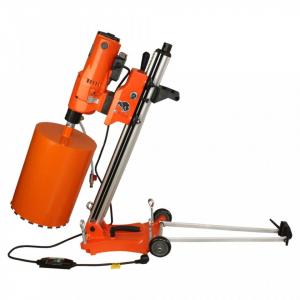 Masina de carotat Bisonte EC2800, carota 255 mm [2]