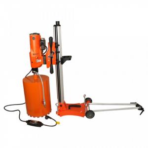 Masina de carotat Bisonte EC3000, carota 300 mm [2]