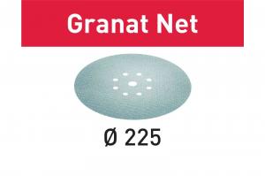 Festool Material abraziv reticular STF D225 P180 GR NET/25 Granat Net3