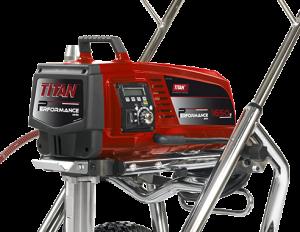 Pompa airless pentru gleturi si zugraveli Titan Performance 1650E HR0
