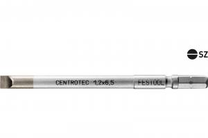 Festool Bit SZ SZ 1,2x6,5-100 CE/20