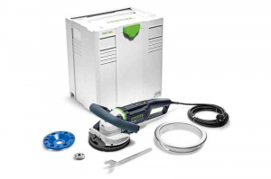 Festool Polizor cu discuri diamantate RG 130 E-Set DIA TH RENOFIX1