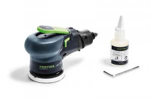 Festool Slefuitor pneumatic cu excentric LEX 3 77/2,5 [0]