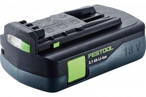 Festool Acumulator BP 18 Li 3,1 C0