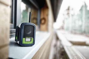 Festool Aparat radio digital BR 10 DAB+ SYSROCK4