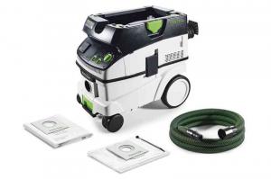 Festool Aspirator mobil CTL 26 E AC CLEANTEC0