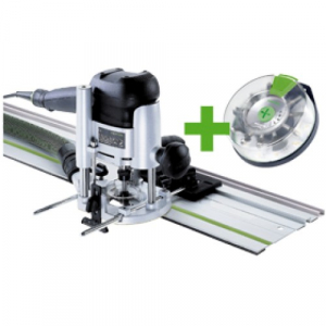 Festool Masina de frezat OF 1010 EBQ-Set + Box-OF-S 8/10x HW0