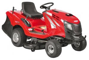 Hecht 5176 Tractor de tuns iarba 501 cmc, 17.5 CP, latime de lucru 102 cm0