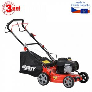 Hecht 541 BSW Masina de tuns iarba, motor benzina, autopropulsata, 2.3 CP, latime de lucru 41 cm0