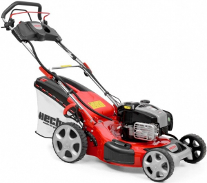 HECHT 548 INSTART Mașina de tuns iarba, motor benzina, 4.6 CP, latime de lucru 46 cm0