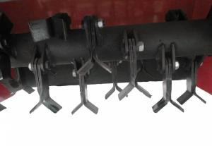Aerator de gazon cu motor pe benzina, 7.7 CP, latime de lucru 60 cm Hecht 5812 [2]