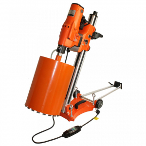 Masina de carotat Bisonte EC2800, carota 255 mm [0]