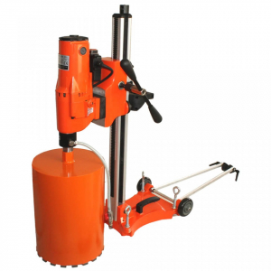 Masina de carotat Bisonte EC3000, carota 300 mm [0]