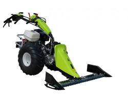 Motocositoare Grillo GF110DF, GX390 Alpine, 13CP, 147 SP2