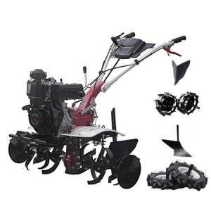 Motosapa Media Line 5.5 CP MS 5100 DCF Pachet Basic + roti pneumatice + roti metalice + plug bilonat + plug simplu0