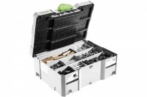 Festool Sortiment de conectori DOMINO SV-SYS D140