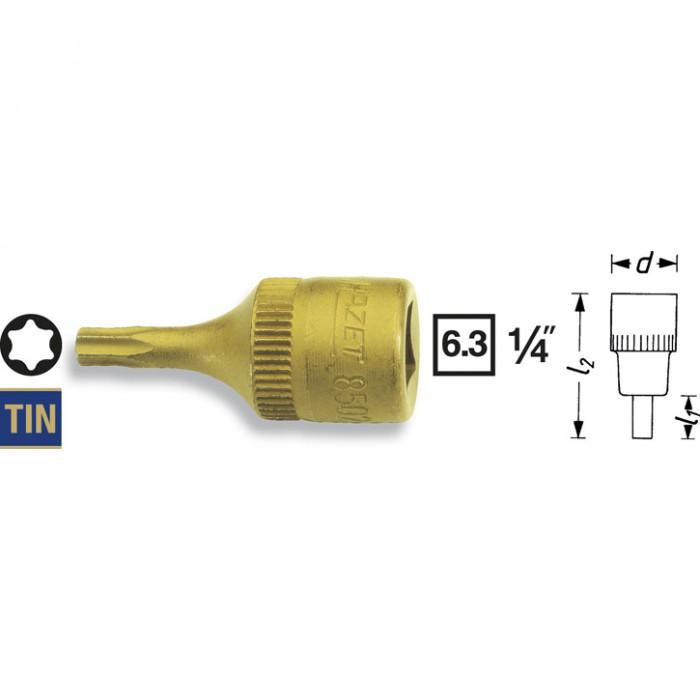 Cheie Torx 8502-T25 [0]