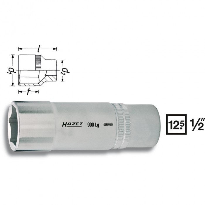 Cheie Tubulara Lunga 900LG-16 [0]