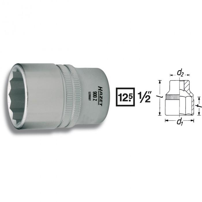 Cheie Tubulara 12 Laturi 900Z-17 0