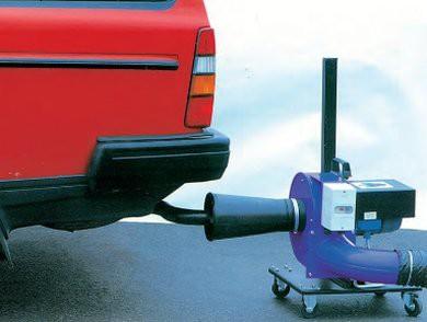 Exhaustor de gaze mobil FITROTTER50 0