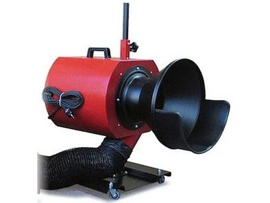 Exhaustor mobil de gaze pentru camioane ASELET 0