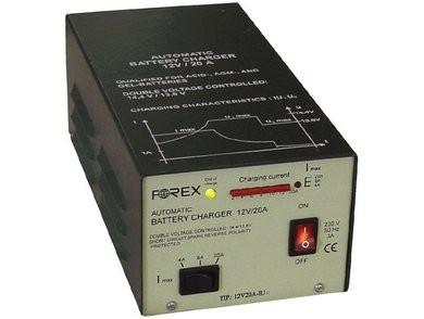 Redresor electronic Forex 12V 20A 0