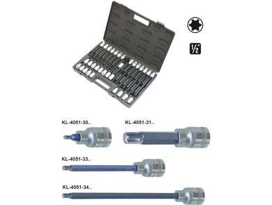 Klann trusa chei TORX KL-4041-300k 0