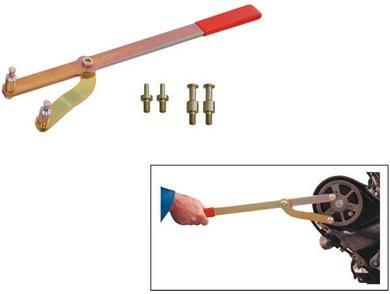 Klann set cheie pentru blocat pinion AX cu came/pompa injectie KL-0282-35A (515mm) 0