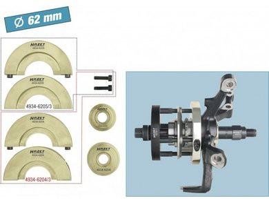 Hazet Set scule rulmenti compacti HZ4934-2562/6 0